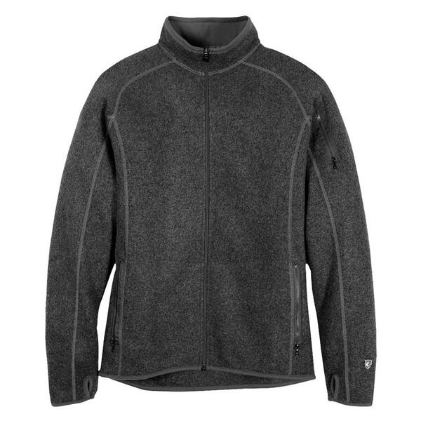 Kuhl Men's Scandinavian Full Zip Fleece Jacket