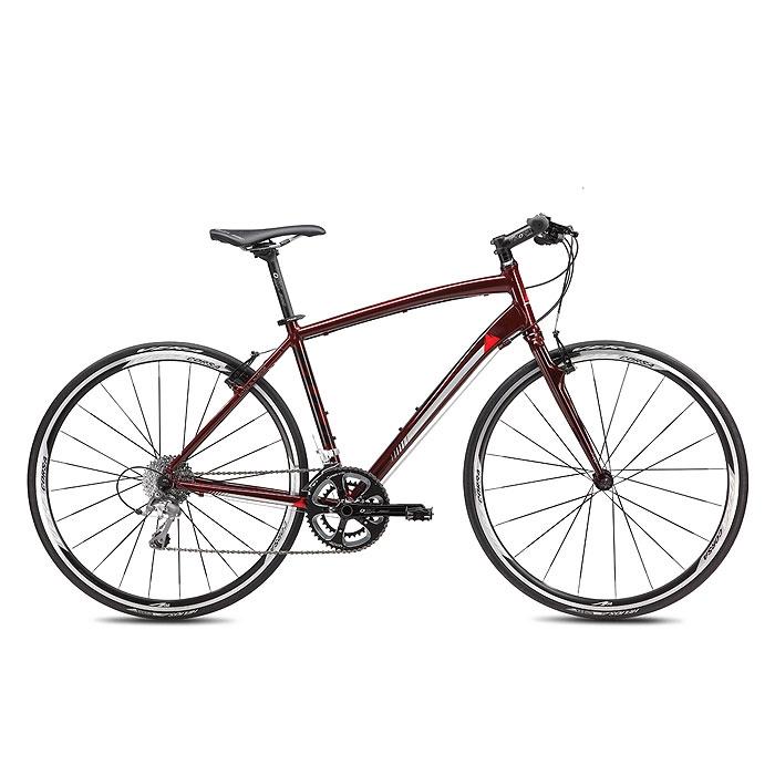 fuji absolute 1 3 flat bar road bike  u0026 39 14