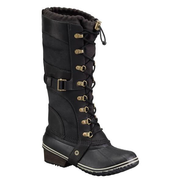 Sorel Women's Conquest Carly Tall Apres Ski Boots