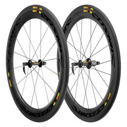 Mavic Cosmic CXR 60 Clincher Road Bike Wheelset and Tire System '14