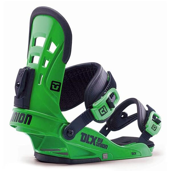 Union Men's DLX Snowboard Bindings '14