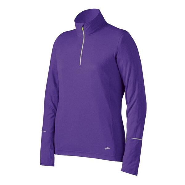 Brooks Women's Essential Long Sleeve 1/2 Zip II