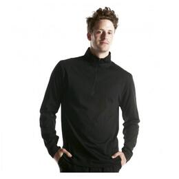 Fera Men's Zip Drytek Turtle Neck