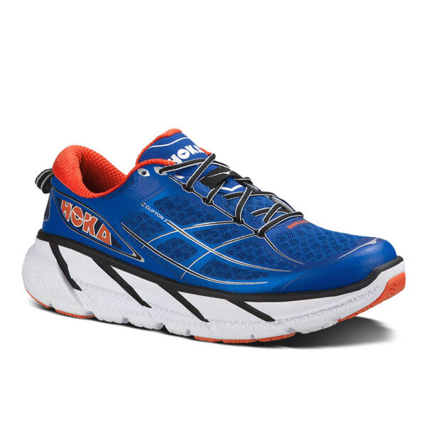 Hoka One One Men's Clifton 2 Running Shoes