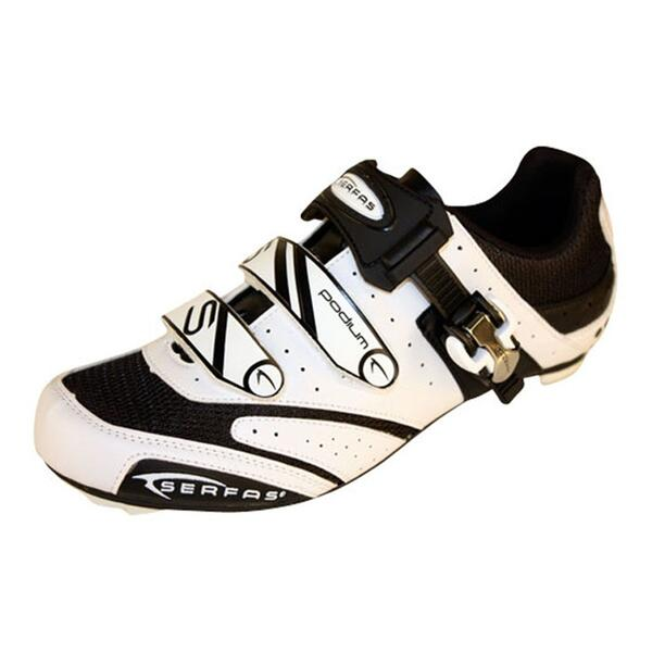 Serfas Men's Podium Road Cycling Shoes