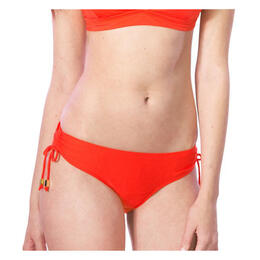 CITRUS ORANGE BIKINI BOTTOMS