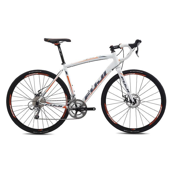 fuji sportif 1 3 disc endurance road bike  u0026 39 14