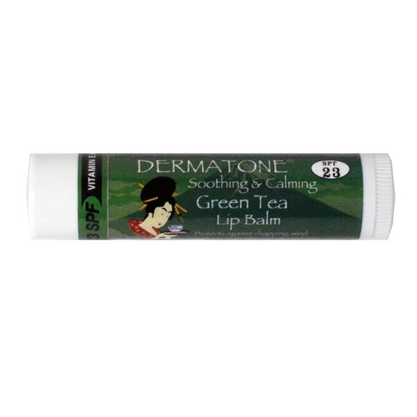 Dermatone Green Tea Lip Balm