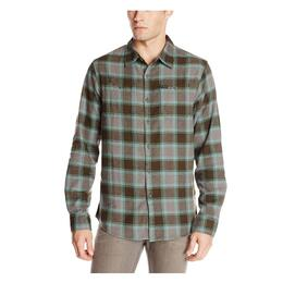 Fox Men's Rocky Night Longsleeve Flannel Shirt