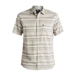 Quiksilver Men's Rifter Short Sleeve Oxford