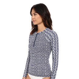 Sperry Women's Island Time Ikat Rashguard