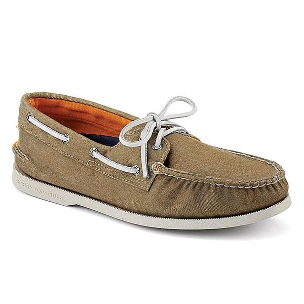 Sperry Men's Soft Canvas Authentic Original 2-eye Boat Shoe
