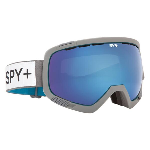 Spy Platoon Goggles with Blue Contact and Bronze Lenses