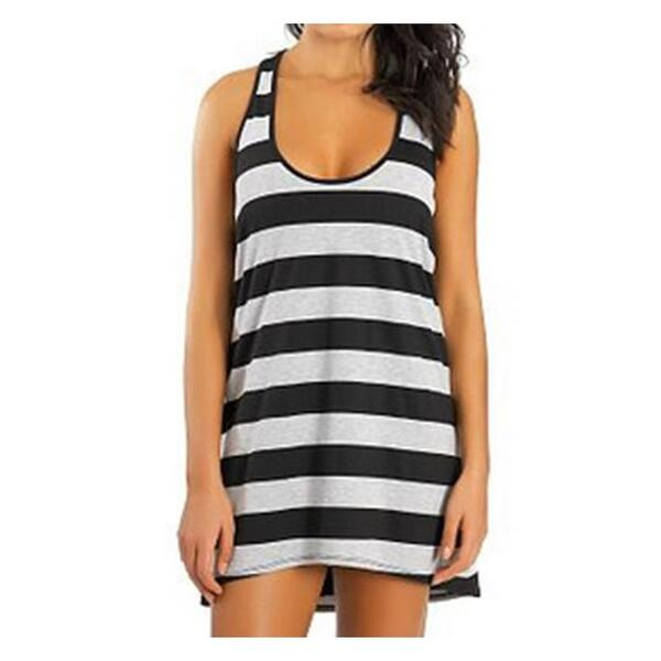 Hurley Women's Tomboy Stripe Tunic