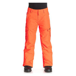 Quiksilver Boy's Mission Snow Pants