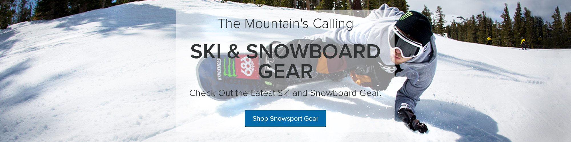 Latest - Ski - Sbowboard Gear - Snowsport - Shop Now