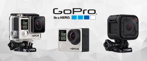 Shop GoPro Cameras and Accessories
