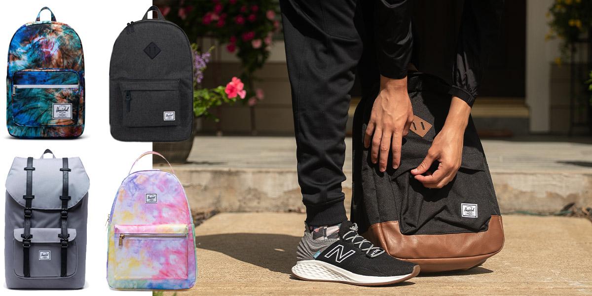 Shop 25% off Herschel Backpacks