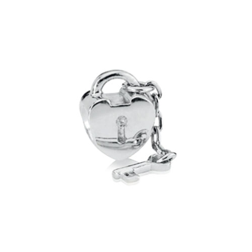 340185-PANDORA Key to My Heart Charm