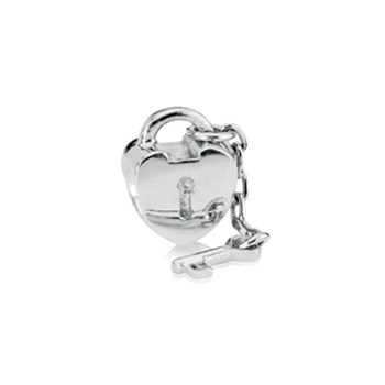 PANDORA Key to My Heart Charm-340185