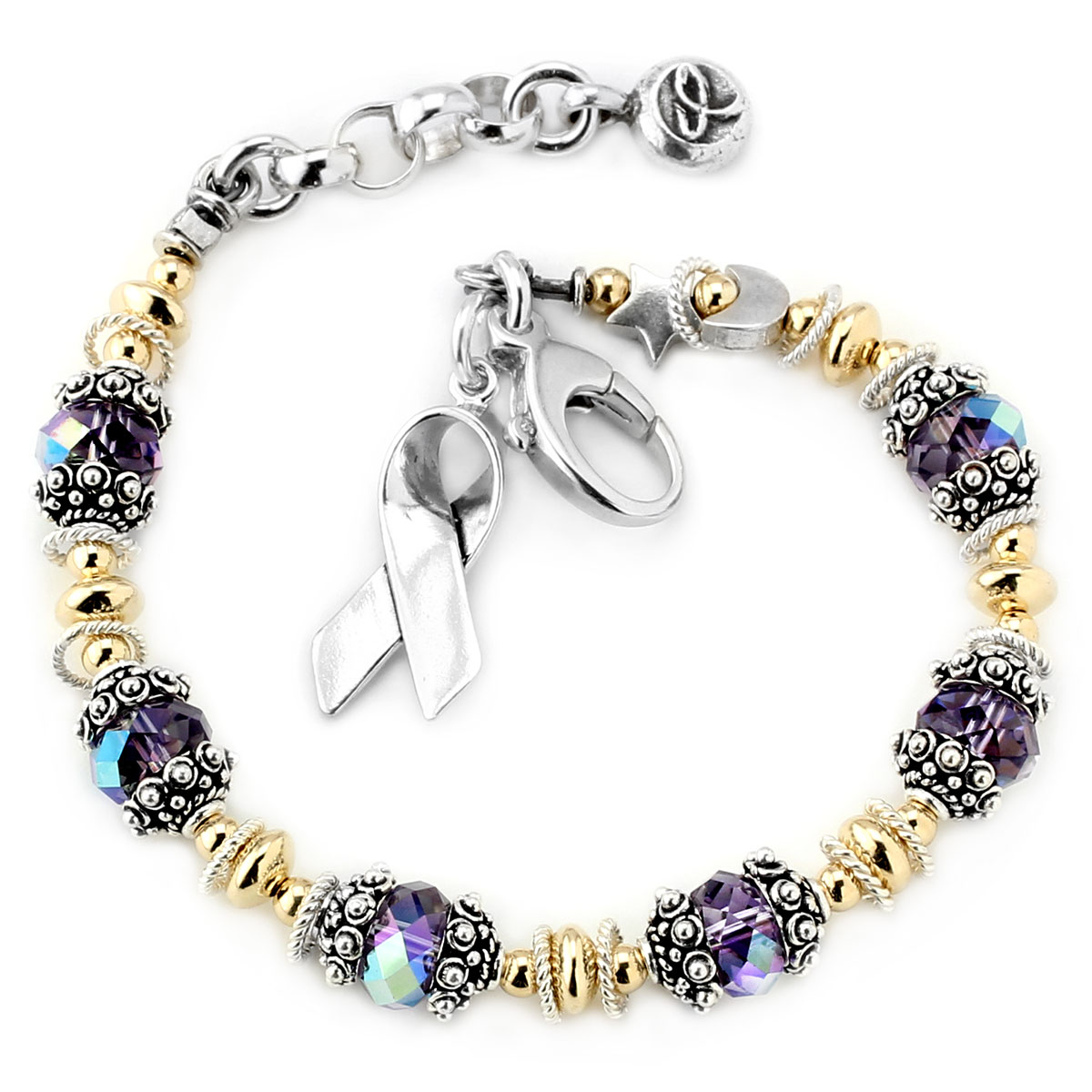 159319-General Cancer - Awareness Bracelet