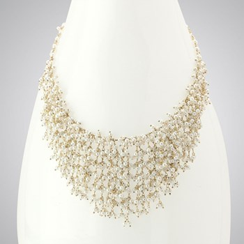 348544-Pearl & Quartz Necklace