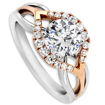 Frederic Sage Bridal Ring-340936