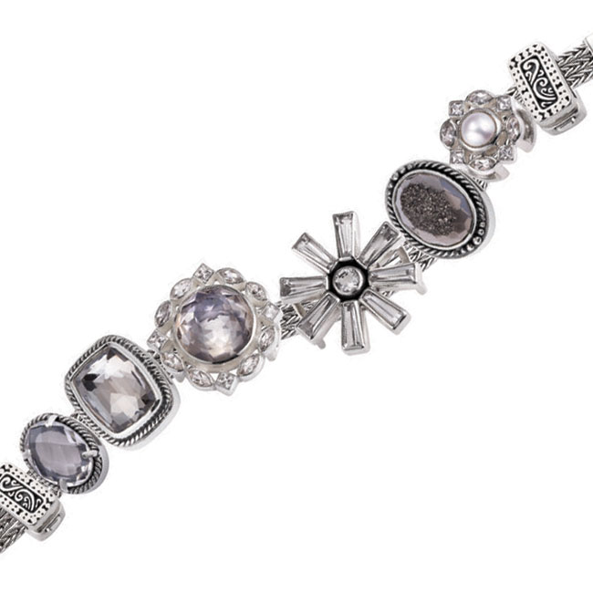338703-Lori Bonn The Wish-Lister Charm Bracelet-LIMITED EDITION LIMITED QUANTITIES!
