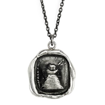 605-01289-Noah's Ark Talisman Necklace