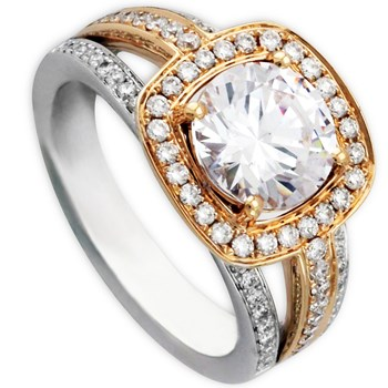 Frederic Sage Bridal Ring-334693