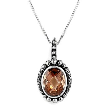 342767-Lori Bonn November Feast Your Eyes Birthstone Necklace
