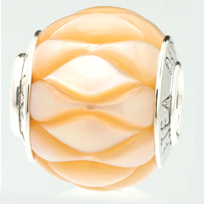 339113-Galatea Peach Levitation Pearl