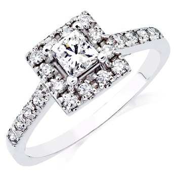 Evie Diamond Ring-345531