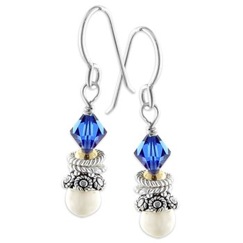 223898-JDRF & Diabetes Earrings