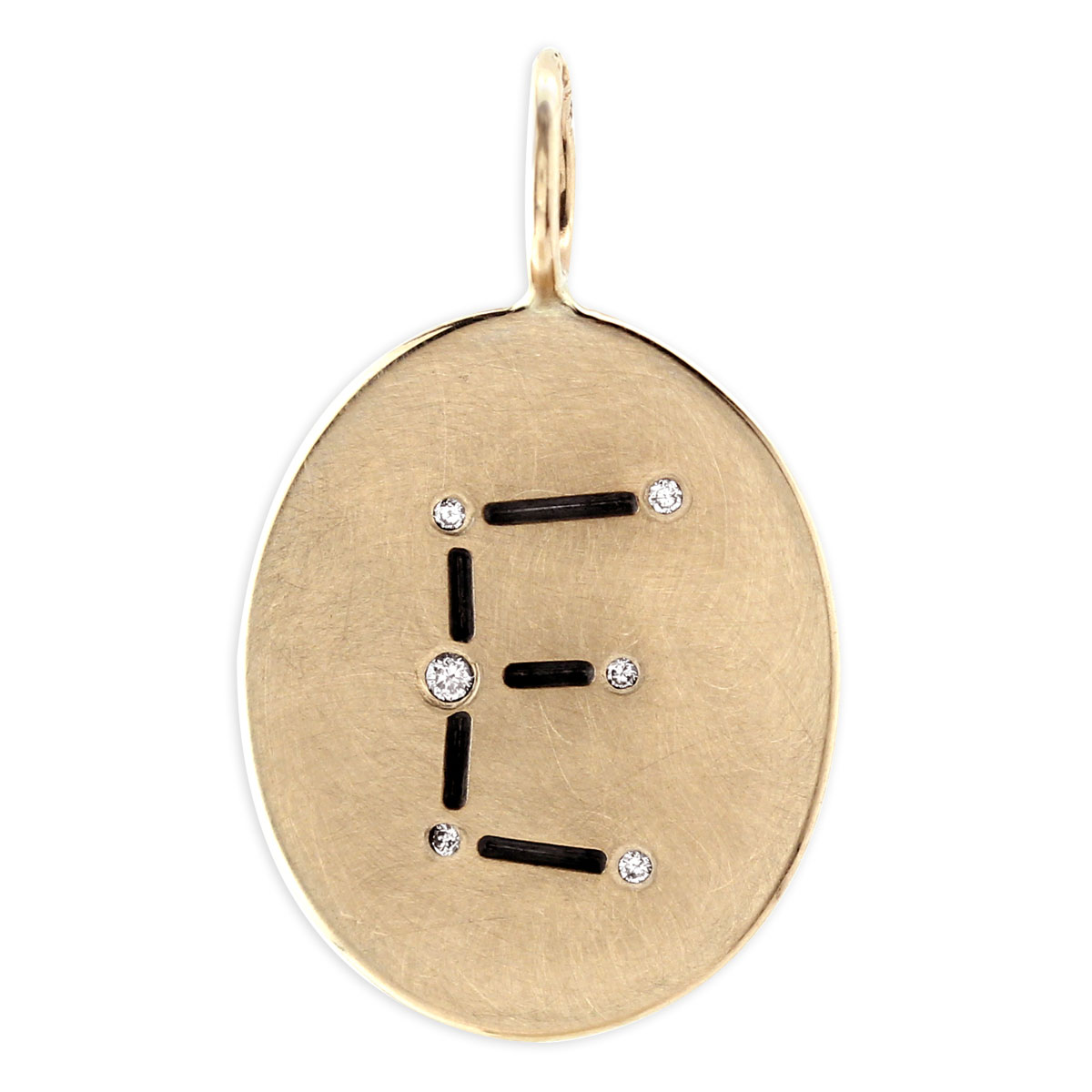 341305-Heather Moore Oval Constellation Charm