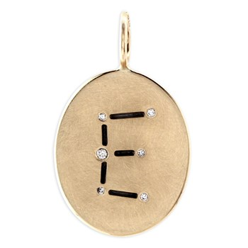 341305-Oval Constellation Charm