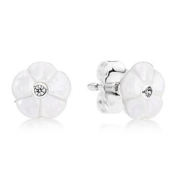 PANDORA Luminous Florals Earrings