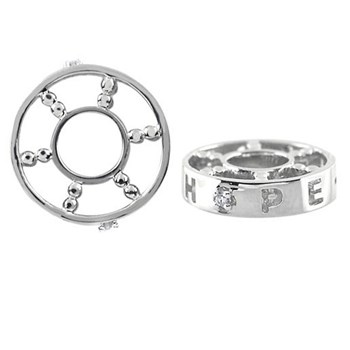 329828-Storywheels HOPE with Diamond Sterling Silver Wheel