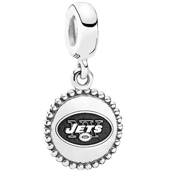 PANDORA New York Jets NFL Hanging Charm-346562
