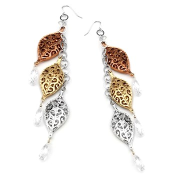 Leaf Earrings-339943