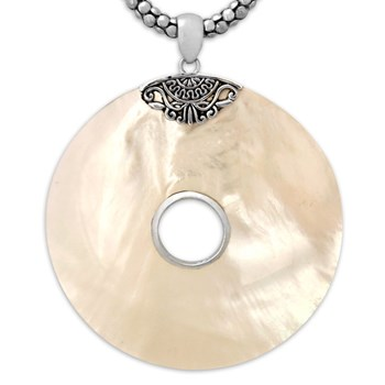 Mother of Pearl Pendant-337056