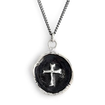 Cross Talisman Necklace-347786