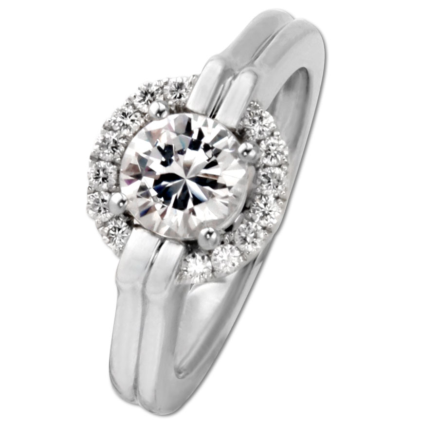 334697-Frederic Sage Bridal Ring