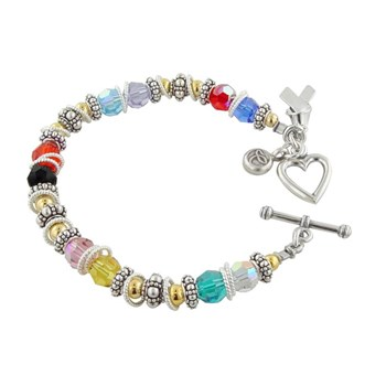 Multiple Cancer Awareness Bracelet-237086