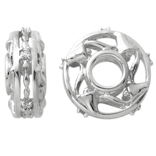 263085-Storywheels Diamond 5 Year Anniversary 14K White Gold Wheel