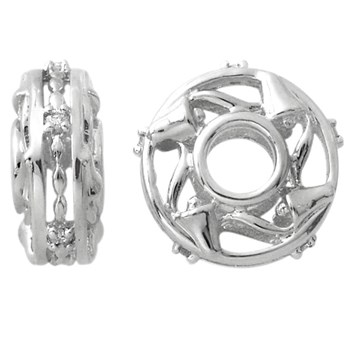 Storywheels Diamond 5 Year Anniversary 14K White Gold Wheel ONLY 4 LEFT!-263085