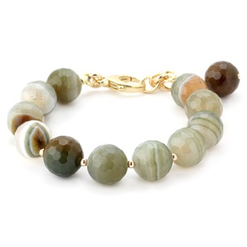 344860-Lollies Agate Bracelet