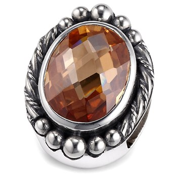 340689-Lori Bonn November Feast Your Eyes Birthstone Slide Charm