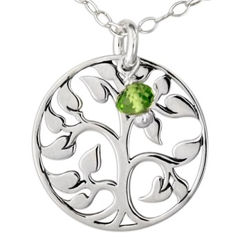 Tree of Life Necklace-332521