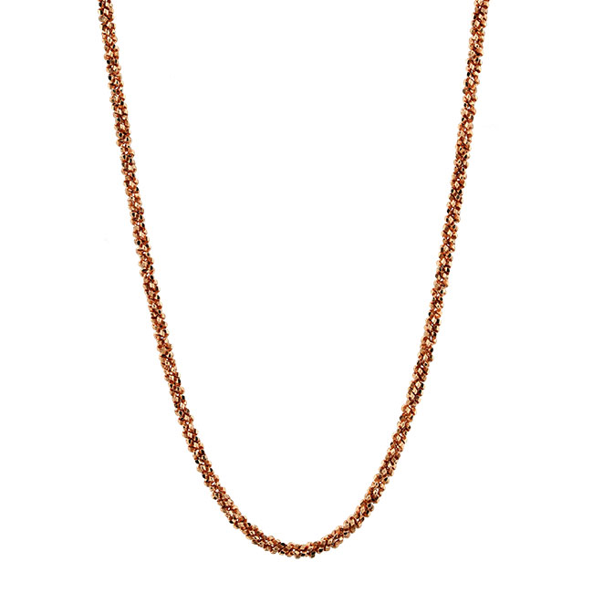 347283 - Mi Moneda Destello Rose Gold-Plated Necklace - ONLY 3 LEFT